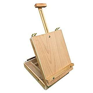 Artists Dalby Wooden Table Box Easel
