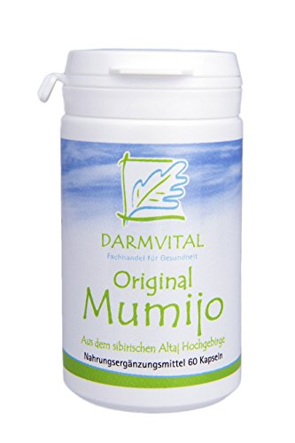 Darmvital Original Mumijo, 1er Pack (1 x 60 Stück)