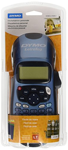 Dymo Letratag LT-100H ABC, Handheld use Label Maker