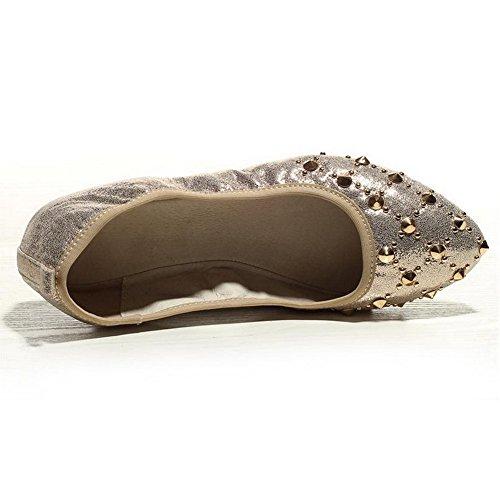 BalaMasa, Scarpe col tacco donna Oro
