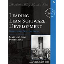 Leading Lean Software Development: Results are Not the Point (Addison-Wesley Signature)