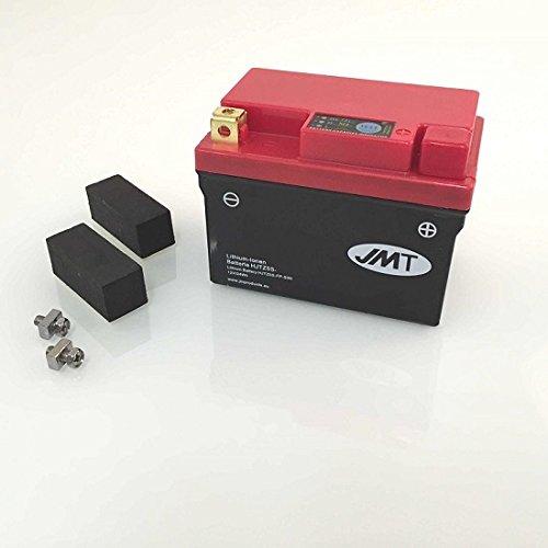 Rennstrecken Lithium Ionen Batterie Cagiva Mito 125 EVO 1991-2014 AKKU 5