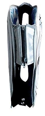 Inmotion HV5Schutzhülle für gyroroue Unisex Erwachsene, Grau/Schwarz