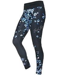 Leggings Danse, FitnessFemme Glace Bleu - Feel J!