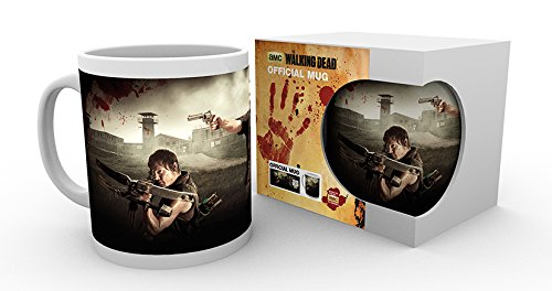 GB eye, The Walking Dead, Shoot, Mug