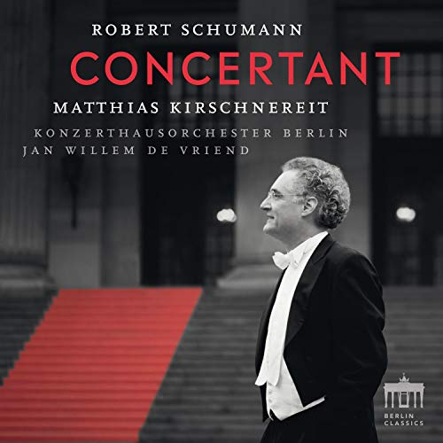 Schumann: Concertant (Concert Pieces and Piano Concerto) (Schumann-piano Concertos)