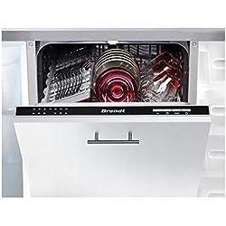 Brandt VS 1010J Lave Vaisselle couverts10 place_settings 47 decibels Classe: A++