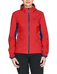 VAUDE Chaqueta para mujer Chiva Softshell Jacket Ii, Otoño-invierno, mujer, color