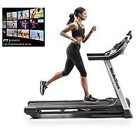 NordicTrack Unisex Adult Treadmill T 12.0 - Black/Grey, Standard