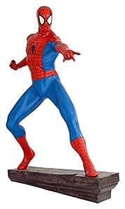 Spiderman figurine muckle oxmox taille réelle plus à base de 2 m