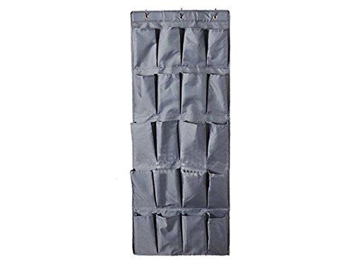 faltbare tueren sunnyshinee 20Taschen Multifunktional (Dunkelgrau), faltbar mit Tür- und Organizer-Reisetasche