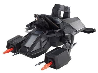 Mattel X2319 Batman Glider - Batman con deslizador de Mattel