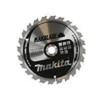 Makita B-08894 Makita B-08894 190mm Stationary Saw Blade 190 x 20 x 24T 1 Silver