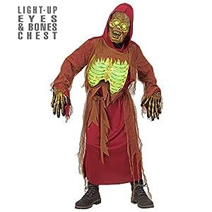 WIDMANN?Disfraz para niños Zombie Esqueleto