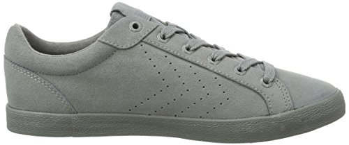Hummel Damen Deuce Court Womens Sneakers Grau (Moon Mist)