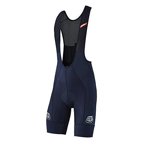 Troy Lee Ace Premium Bib Shorts, Schwarz, M (Premium Bib Shorts)