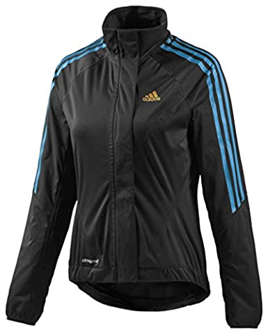 Adidas Performance Womens Tour Cycling Running Rain Jacket