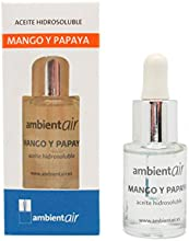Ambientair HD015MPAA - Aceite hidrosoluble, aroma mango y papaya, 15 ml