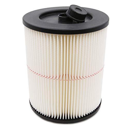 1PCS Ersatz Wet Dry Vakuum Air Kartusche Filter für Craftsman 9–17816 (Filter 17816)