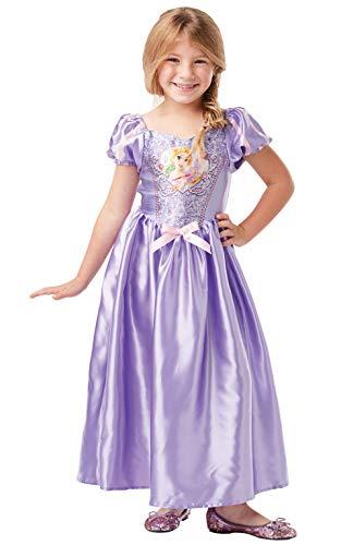 Rubie's 641034 Offizielles Disney Prinzessin Rapunzel Kostüm für -