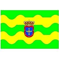 magFlags Bandera XL Allande, en Asturias España | bandera paisaje | 2.16m² | 120x180cm