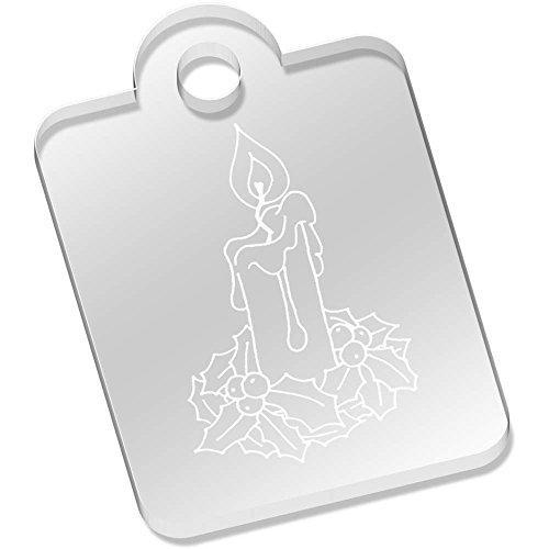 'Weihnachtskerze' Schlüsselanhänger (AK00002341)