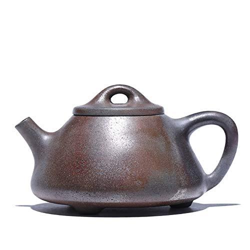 GuoQiang Zhou Zisha Olla Original sección de Mina Horno de leña de Barro en Juego de té Ziye Piedra...