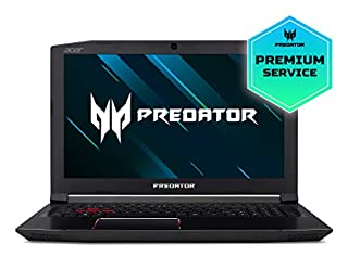"Acer Predator PH315 Helios 300 - Ordenador portátil de 15.6"" Full HD (Intel Core i7-8750H, 8GB RAM + 16GB Intel Optane, 1TB HDD, Nvidia GeForce GTX 1060 6GB, Windows 10) negro - Teclado QWERTY Español (B07G3DRLV5) 