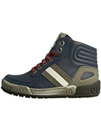 Garvalin 161751B - botas de caña baja con forro cálido y botines Niños
