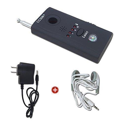 Hengda Signal Finder Dispositivos inalámbricos CC308 + Bug Finder GSM GPS Cámara...