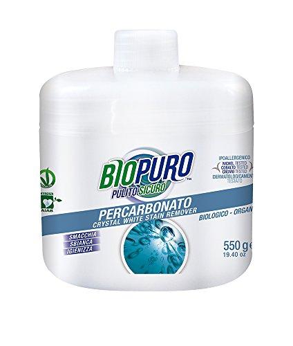 biopuro percarbonato-2pièces de 550g [1100g]
