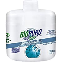 Biopuro Percarbonato - 2 pezzi da 550 g [1100 g]