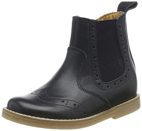 Froddo Unisex-Kinder G3160100 Chelsea Boots, Blau (Dark Blue I17), 29 EU