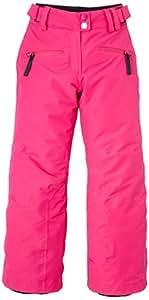 WATTS Bardo Pantalon de ski Fille Raspberry FR : 10 ans (Taille Fabricant : 10 ans)