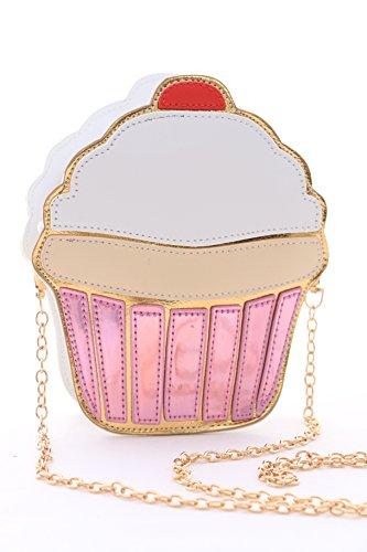 Kawaii-Story LB-31 Cupcake Muffin Dessert süß Lolita Bag Japan Harajuku Trend Umhänge-Tasche