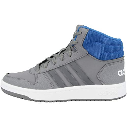 adidas Hoops Mid 2.0 K, Scarpe da Basket Unisex-Adulto, (Multicolor 000), 39 1/3 EU