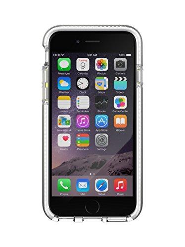 Tech21 Evo Mesh 4 Cover Black - mobile phone cases trasparente/bianco