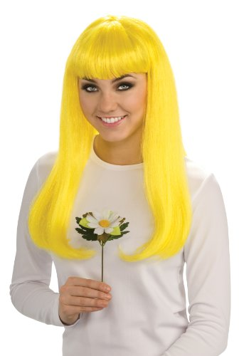 Smurf Kostüm Adult - The Smurfs 2 Smurfette Costume Wig Adult One Size