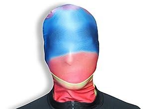 Morphsuits MMPTD Hippie - Máscara (para Fiestas y Disfraces)