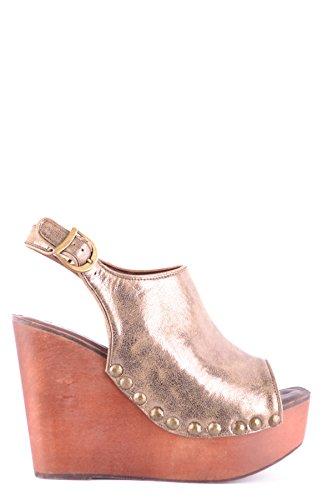 Jeffrey Campbell Femme MCBI163040O Bronze Cuir Sandales