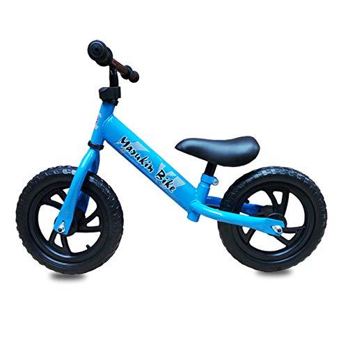 Bicicleta Sin Pedales Para Niños, Equilibrio Bici Sin Pedalesneumático De Espuma No Inflable Niño...