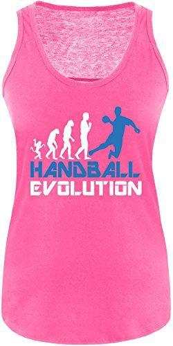 EZYshirt® Handball Evolution Damen Tanktop