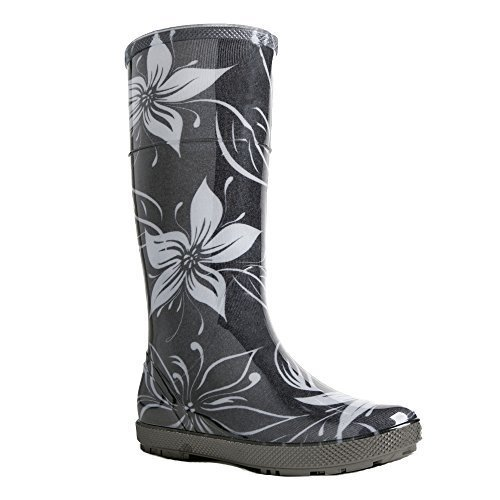 Demar Rubber Boots Rain Boots Hawai Lady Exclusive