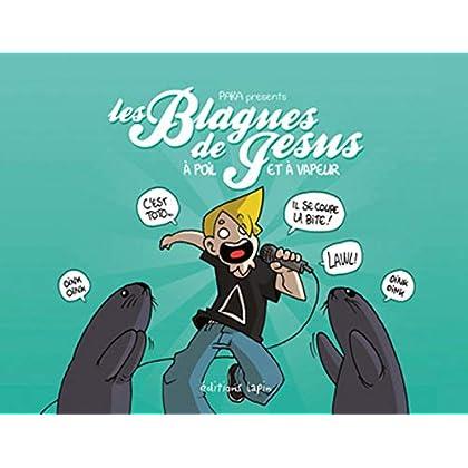 Les blagues de Jesus, tome 2