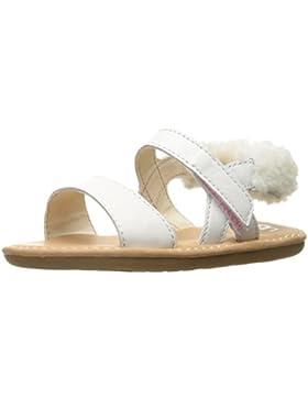 Sandalias Blancas Recién Nacido UGG Dorien