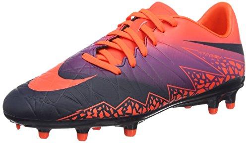 Nike Hypervenom Phelon Ii Fg, Scarpe da Calcio Uomo, Multicolore, 42 EU