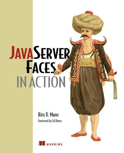 JavaServer Faces in Action (In Action series) by Kito Mann (2005-01-01)