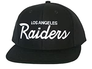 casquette los angeles la raiders snapback officielle nfl casquette noire sports. Black Bedroom Furniture Sets. Home Design Ideas