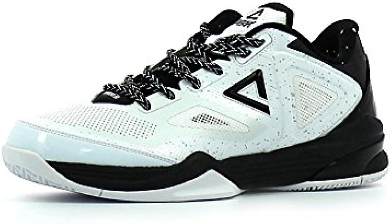 Peak TP3 Low, blanco  - Zapatos de moda en línea Obtenga el mejor descuento de venta caliente-Descuento más grande