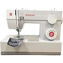 Singer HD 4411 - Máquina de coser mecánica, 11 puntadas, 1100 ppm, ...